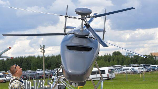 Máy bay trực thăng không người lái VRT300  - Sputnik Việt Nam