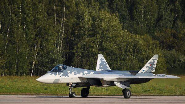 Su-57 - Sputnik Việt Nam