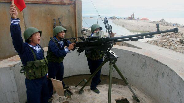 Huấn luyện thủy thủ Việt Nam - Sputnik Việt Nam
