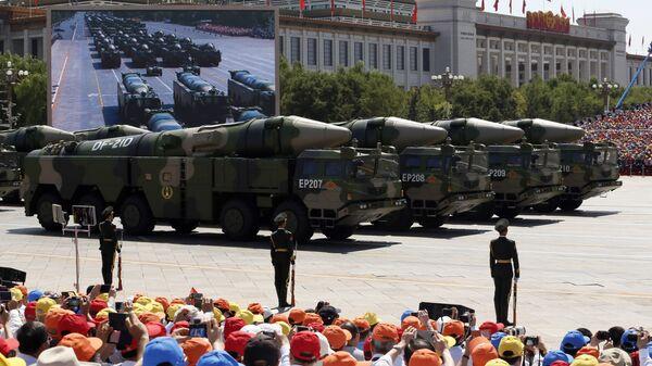 Tên lửa DF-21 của Trung Quốc - Sputnik Việt Nam