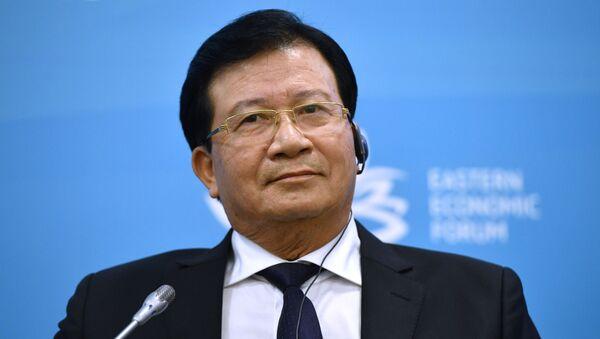 Phó Thủ tướng Việt Nam Trình Đình Dũng - Sputnik Việt Nam