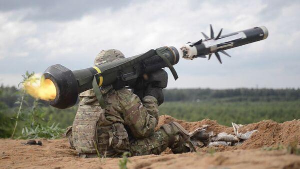 Tổ hợp chống tăng Javelin  - Sputnik Việt Nam