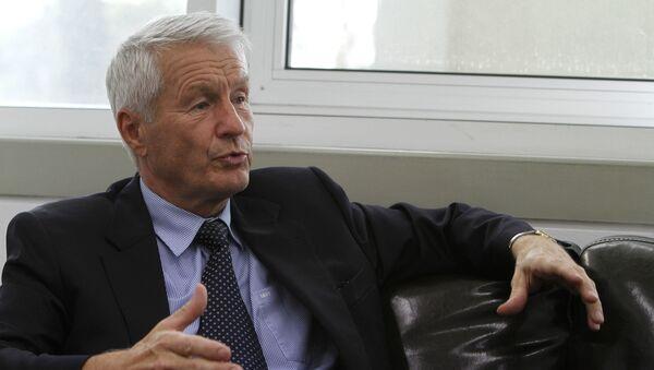 Tổng thư ký Hội đồng Châu Âu (CE) Thorbjorn Jagland  - Sputnik Việt Nam