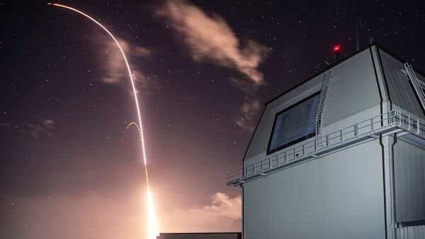 Phóng tên lửa SM-3 Block IIA - Sputnik Việt Nam