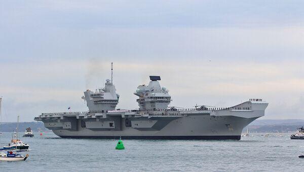 HMS Queen Elizabeth - Sputnik Việt Nam