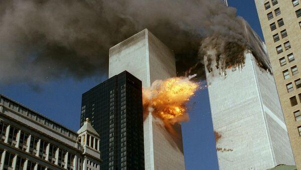 Sự tàn phá của vụ tấn công khủng bố ngày 11 tháng 9 tại New York - Sputnik Việt Nam