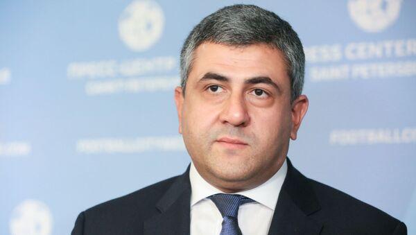 Tổng thư ký UNWTO, ông Zurab Pololikashvili - Sputnik Việt Nam