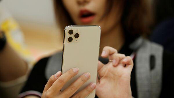 iPhone 11 Pro Max  - Sputnik Việt Nam
