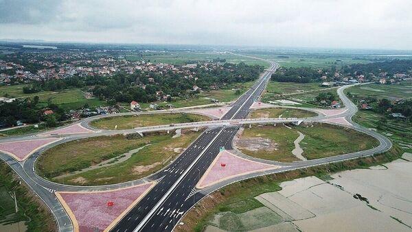 Dự án cao tốc Bắc Nam - Sputnik Việt Nam