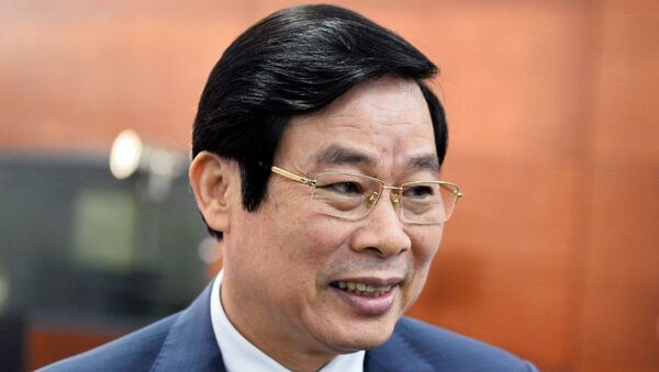 Ông Nguyễn Bắc Son.  - Sputnik Việt Nam