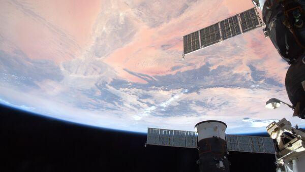 Trái đất từ Trạm vũ trụ quốc tế - Sputnik Việt Nam