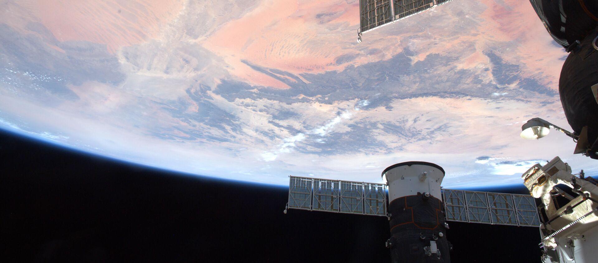 Trái đất từ Trạm vũ trụ quốc tế - Sputnik Việt Nam, 1920, 02.09.2020