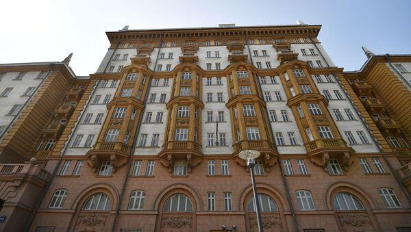 Đại sứ quán Mỹ tại Moscow - Sputnik Việt Nam