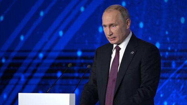 Chuyến thăm làm việc của Tổng thống Nga V. Putin tới Sochi - Sputnik Việt Nam