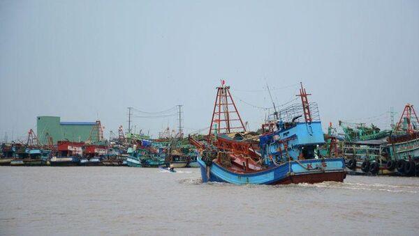 Ngư dân Việt - Sputnik Việt Nam