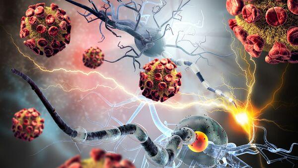 Ung thư và tế bào thần kinh - Sputnik Việt Nam
