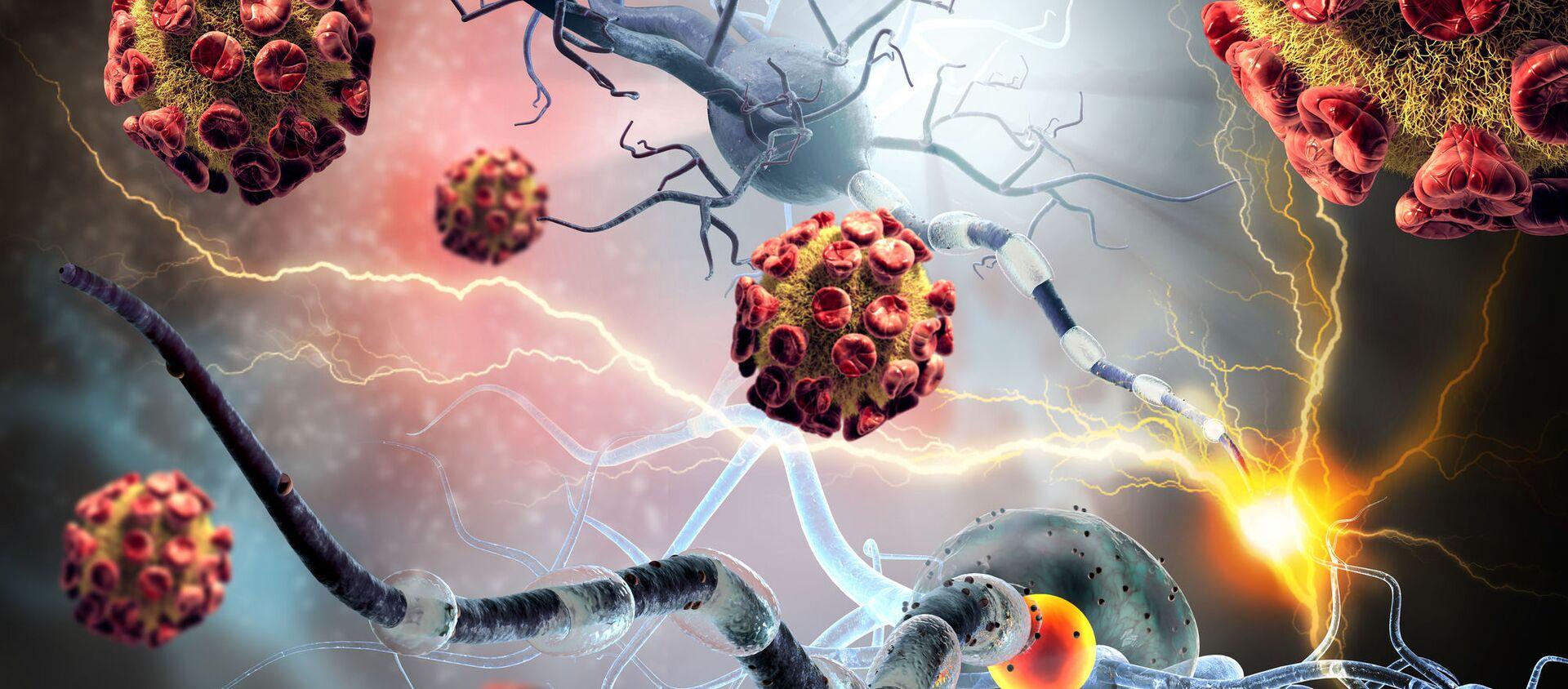Ung thư và tế bào thần kinh - Sputnik Việt Nam, 1920, 26.06.2020