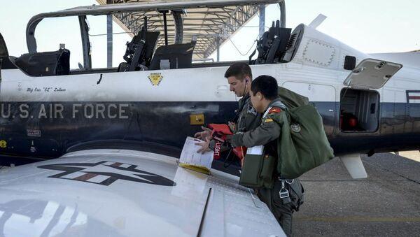 Phi công Việt Nam đầu tiên tốt nghiệp Chương trình Lãnh đạo Hàng không (ALP) của Mỹ - Sputnik Việt Nam