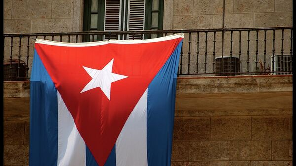 Quốc kỳ Cuba - Sputnik Việt Nam