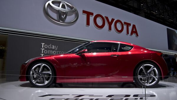 Toyota - Sputnik Việt Nam