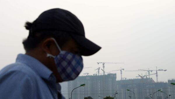 Các công trình xây dựng là một trong 12 nguyên nhân gây ra ô nhiễm. - Sputnik Việt Nam