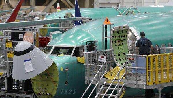 Boeing 737 MAX 8 (Archivbild) - Sputnik Việt Nam