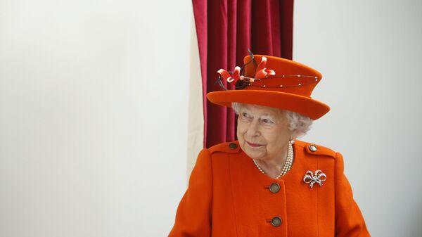 Nữ hoàng  Vương quốc Anh Elizabeth II - Sputnik Việt Nam