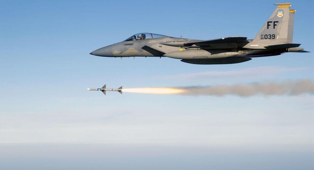 Máy bay chiến đấu F-15