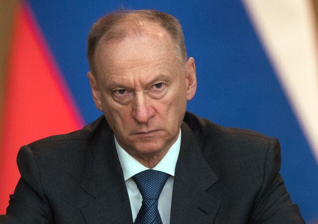 Thư ký Hội đồng An ninh Nga Nikolai Patrushev