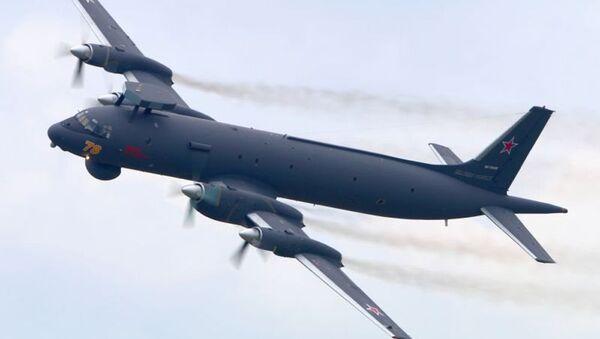 Máy bay chống ngầm IL-38N - Sputnik Việt Nam