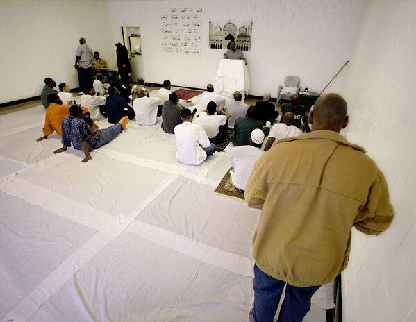 Phòng cầu nguyện của nhà tù Rikers Island - Sputnik Việt Nam
