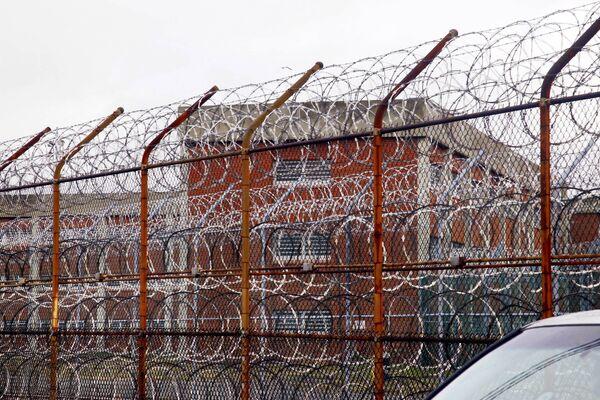 Hàng rào nhà tù Rikers Island - Sputnik Việt Nam