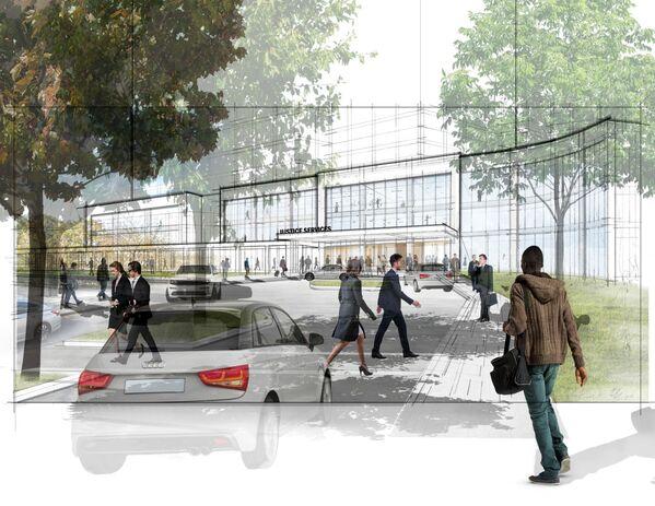 Dự án của một trong những nhà tù đang được dự định xây dựng thay thế nhà tù lớn nhất thế giới Rikers Island - Sputnik Việt Nam