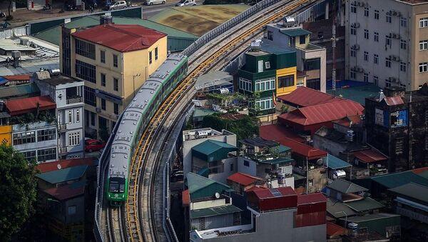 Đường sắt Cát Linh-Hà Đông - Sputnik Việt Nam
