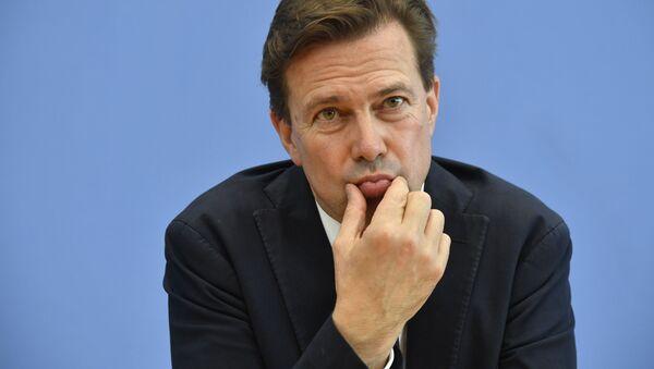 Steffen Seibert đại diện chính thức của nội các Đức  - Sputnik Việt Nam
