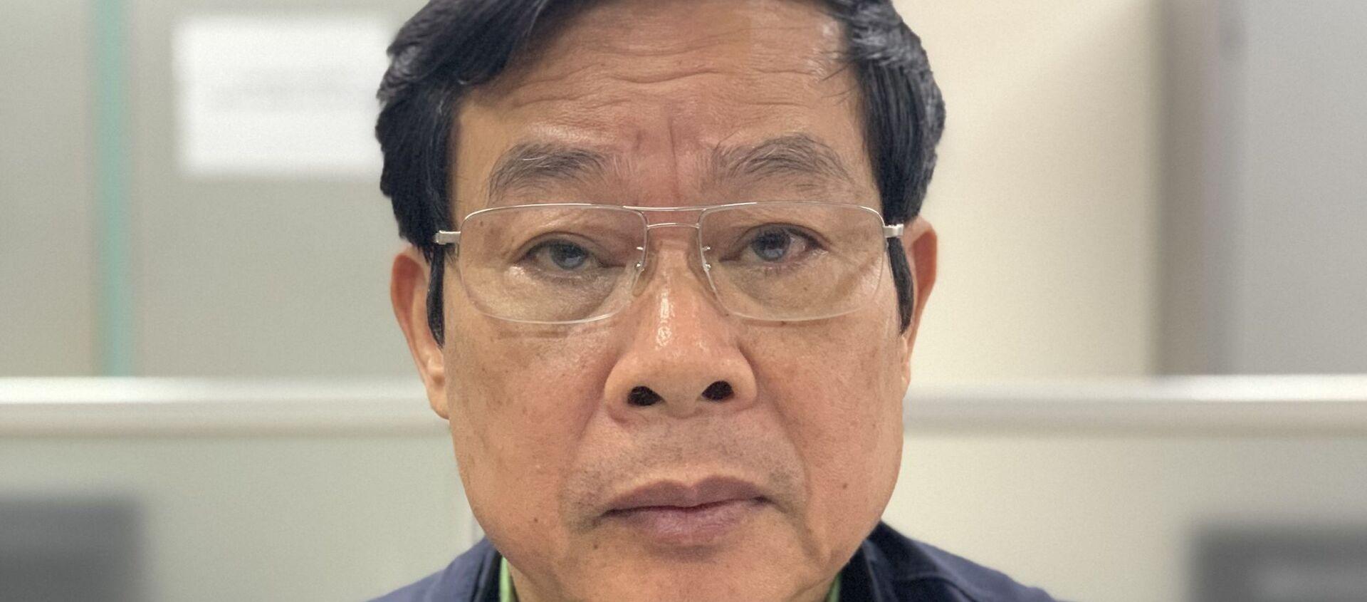 Nguyên Ủy viên Trung ương Đảng khóa X, nguyên Phó Trưởng ban Tuyên giáo Trung ương Nguyễn Bắc Son. - Sputnik Việt Nam, 1920, 24.10.2019