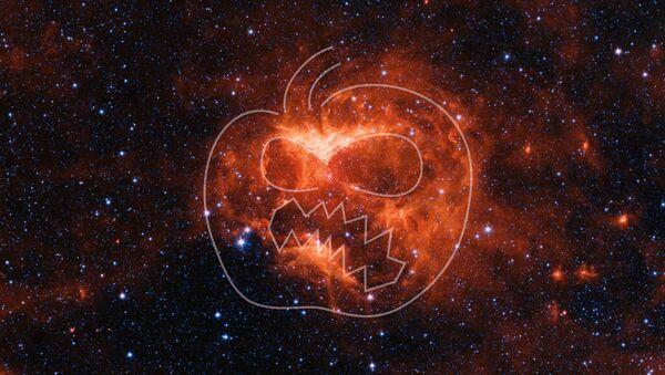 """""""Jack-o'-lantern"""" - biểu tượng chính của Halloween - Sputnik Việt Nam"""