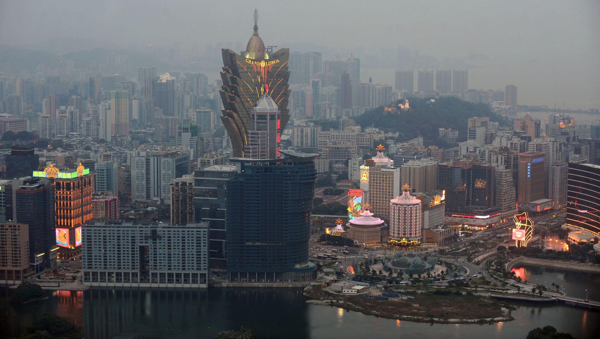 Macau. - Sputnik Việt Nam, 1920, 15.09.2021