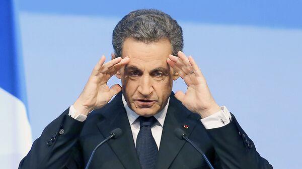Nicolas Sarkozy - Sputnik Việt Nam