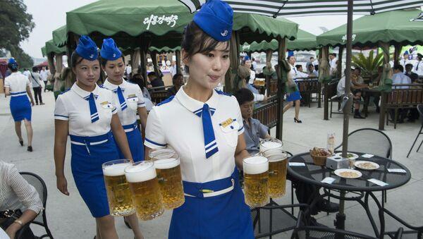 Tour du lịch bia năm 2020 ở Bắc Triều Tiên - Sputnik Việt Nam