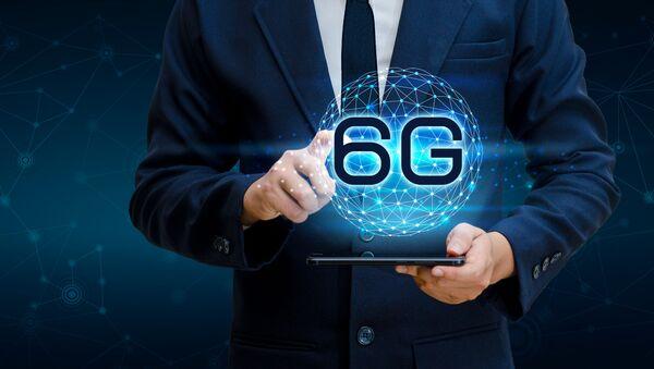 Khái niệm kết nối mạng 6G - Sputnik Việt Nam