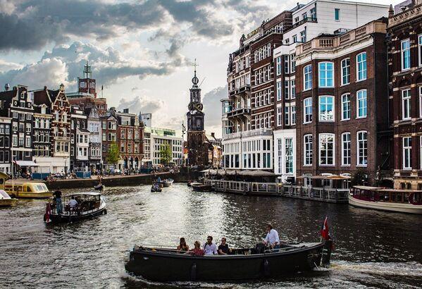 Kênh đào Amsterdam - Sputnik Việt Nam