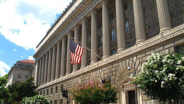 Bộ Thương mại Hoa Kỳ tại Washington - Sputnik Việt Nam
