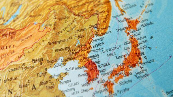 Bản đồ Nhật Bản - Sputnik Việt Nam