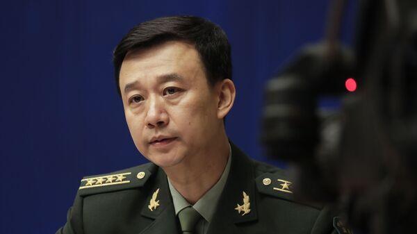 Người phát ngôn Bộ Quốc phòng Trung Quốc Wu Qian - Sputnik Việt Nam
