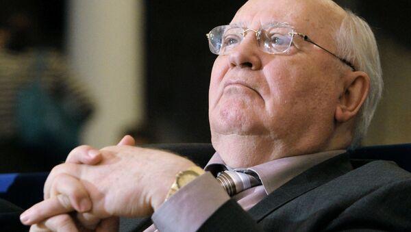 Mikhail Gorbachev - Sputnik Việt Nam