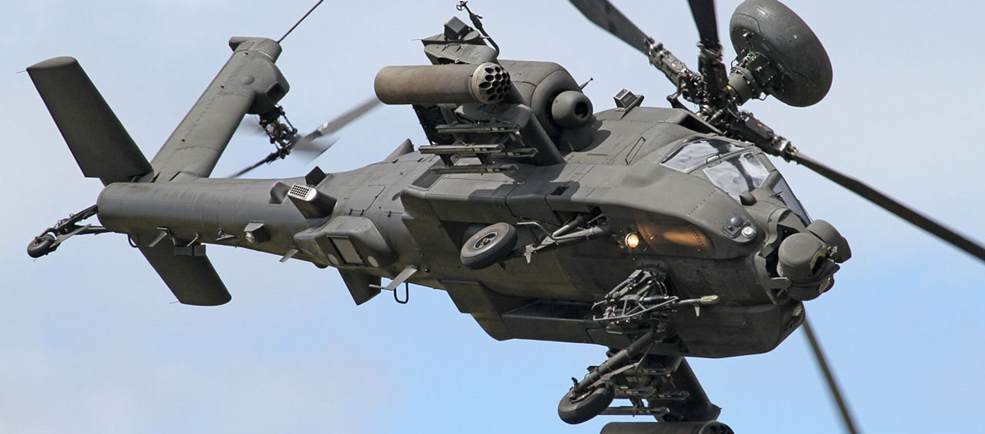 AgustaWestland Apache AH1 10 - Sputnik Việt Nam, 1920, 20.11.2019