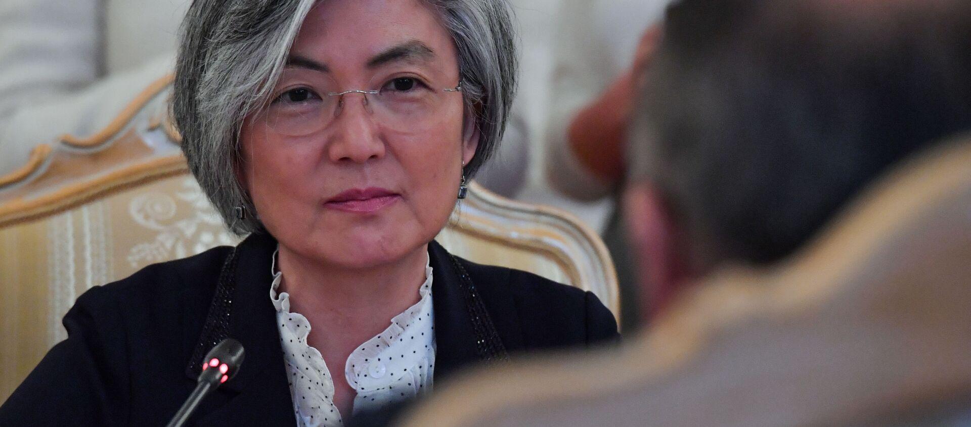 Kang Kyung-wha - Sputnik Việt Nam, 1920, 25.11.2019