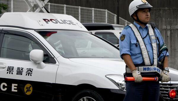 Cảnh sát ở Nhật Bản - Sputnik Việt Nam