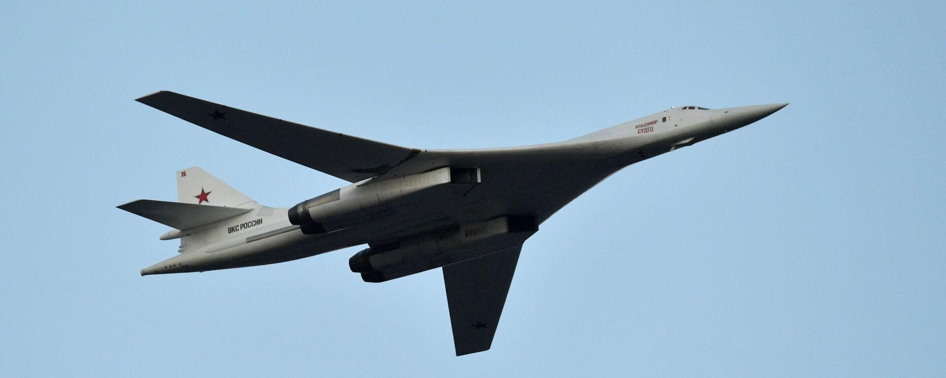 Máy bay ném bom Tu-160 - Sputnik Việt Nam, 1920, 28.07.2021